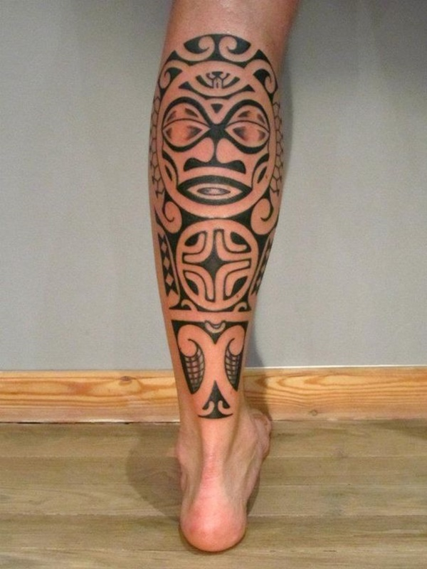 calf tattoo designs (1)