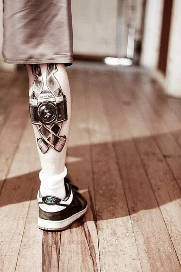 calf tattoo designs (11)