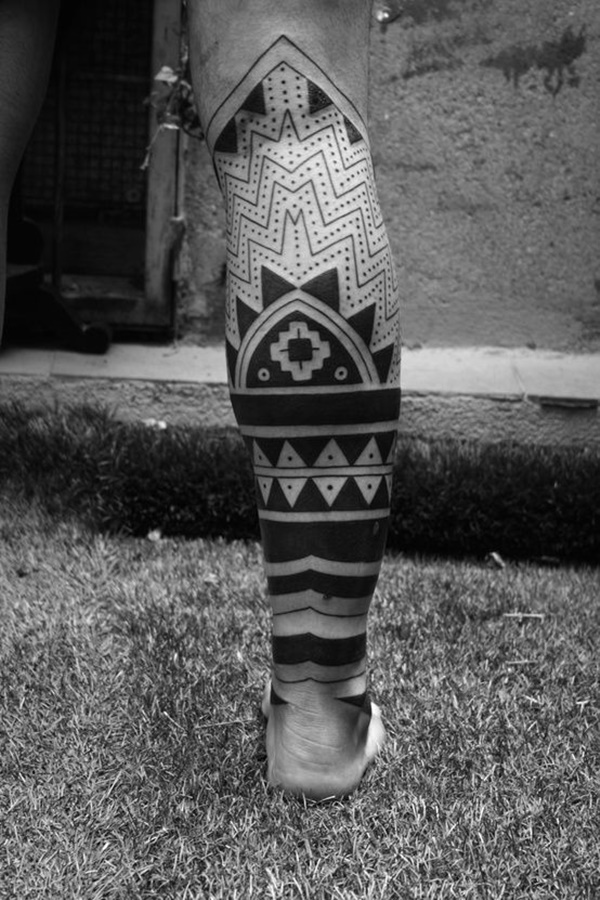 calf tattoo designs (16)