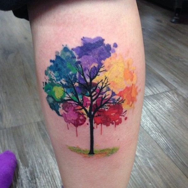 calf tattoo designs (25)