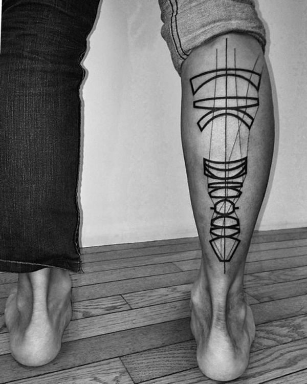 calf tattoo designs (7)