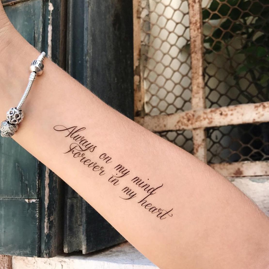 Tattoo vide cui fidas Zobacz