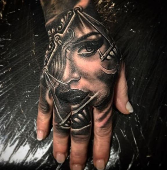 Cool Hand Tattoos 1