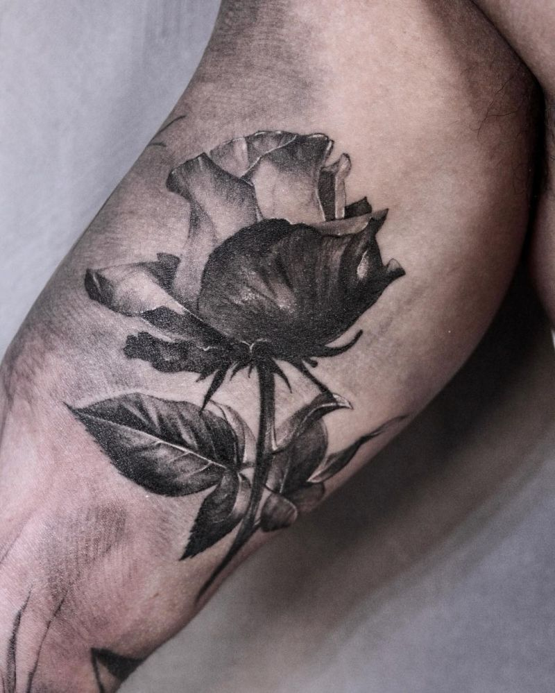 rose tattoo ideas