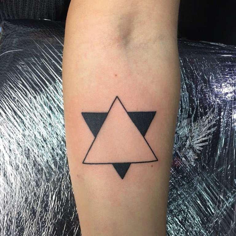 Tattoo Значение тату: Цепь