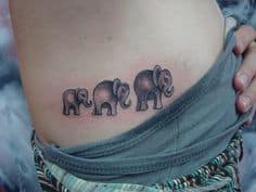 Elephant Tattoo Meaning 2