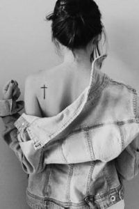Cross Tattoo 8
