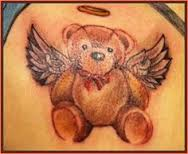 Bear Tattoo 12