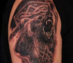 Bear Tattoo 15