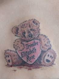 Bear Tattoo 17