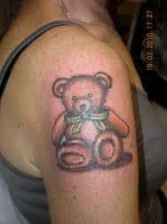 Bear Tattoo 19