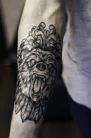 Bear Tattoo 3