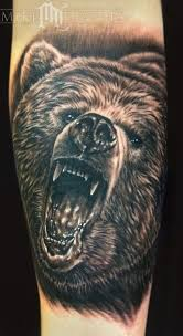 Bear Tattoo 5