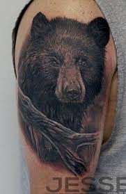 Bear Tattoo 9