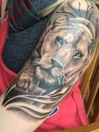 Lioness Tattoo Meaning 1