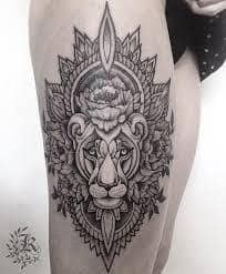Lioness Tattoo Meaning 15