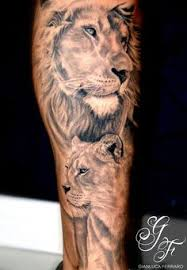 Lioness Tattoo Meaning 19