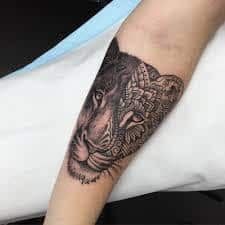 Lioness Tattoo Meaning 4