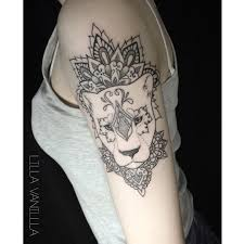 Lioness Tattoo Meaning 7