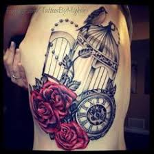 Birdcage Tattoo Meaning 10