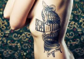 Birdcage Tattoo Meaning 11