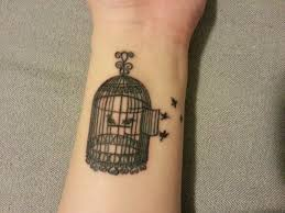 Birdcage Tattoo Meaning 2