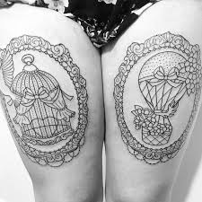 Birdcage Tattoo Meaning 26