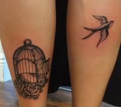 Birdcage Tattoo Meaning 29