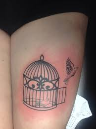 Birdcage Tattoo Meaning 5