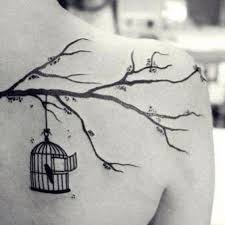 Birdcage Tattoo Meaning 9