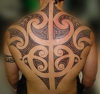 Значение татуировки на спине