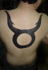 значение татуировки тельца