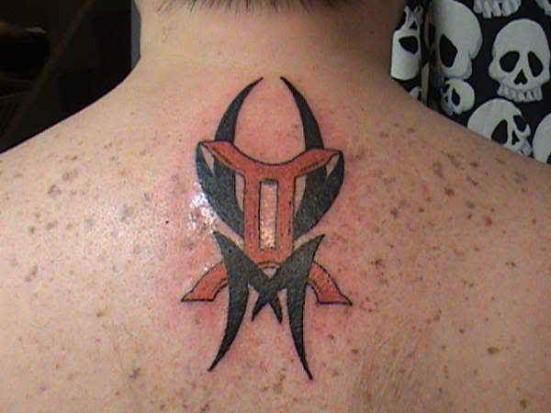 Татуировка близнецы фото
