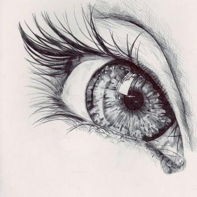 Эскиз тату глаз значение тату глаза