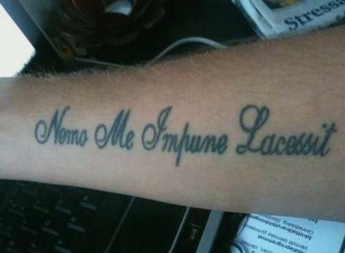 тату эскизы на латыни: