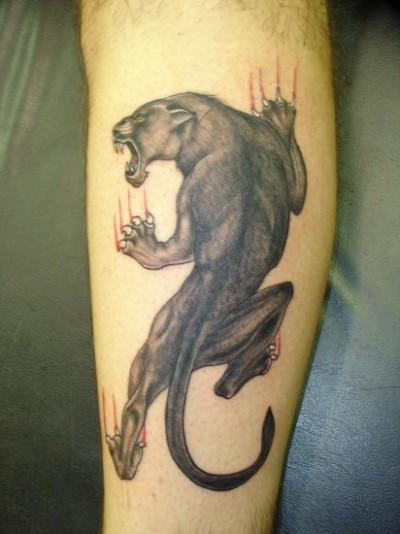 Значение тату пантеры значение тату