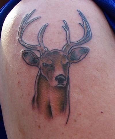 Виды татуировок на плече