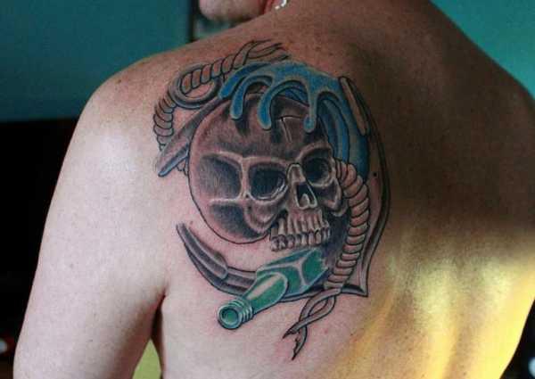 Тюремные татуировки и их - otatturu