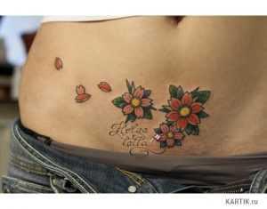 Самые крутые татуировки для мужчин : модные