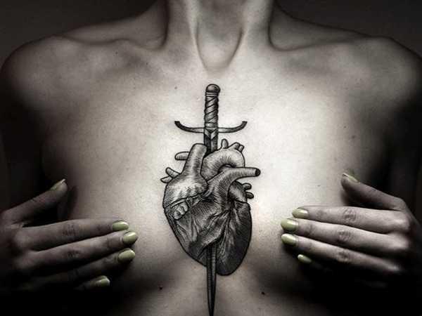 Сердце пронзенное кинжалом картинки фото, можете